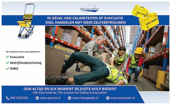 Bezoek het National Safety at Work Event