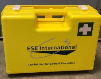 unieke uitstraling aan uw EHBO koffer