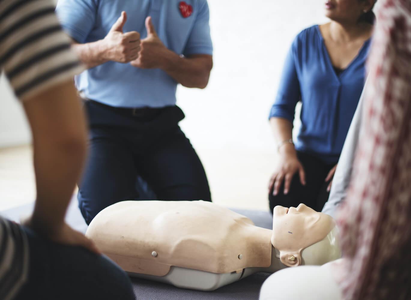 Reanimatie redt levens
