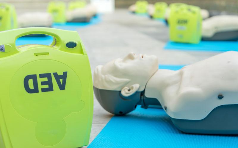 AED's in alle soorten