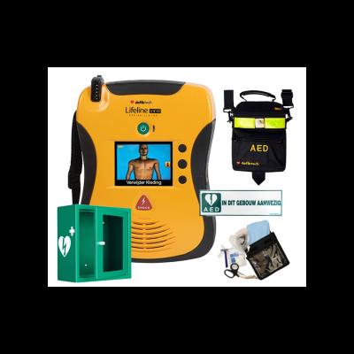 Met een AED worden levens gered